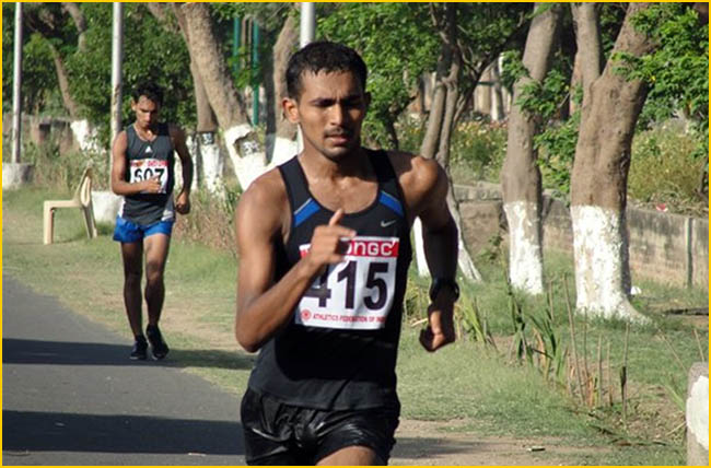 Indian record holder achieves Rio qualification mark