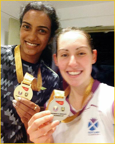 P.V. Sindhu win the Malaysia Masters Grand Prix Gold