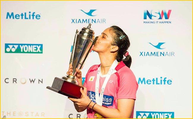 Super Saina wins Australian Open